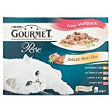 Gourmet 718781/959 Purina Perle Connoisseur's Duo, 85g x 48