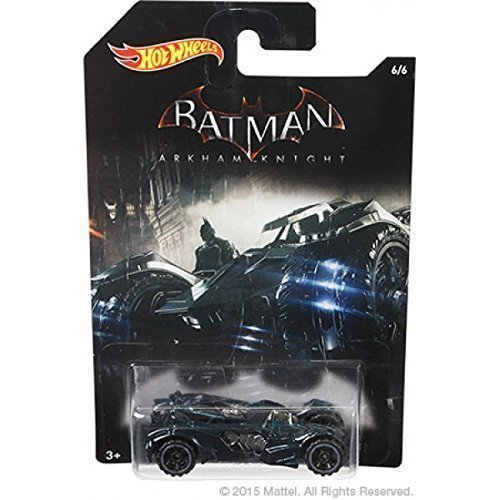 Hot Wheels Batman 2015: Arkham Knight Batmobile by Hot Wheels