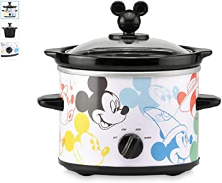 Mickey Mouse 90th Anniversary Slow Cooker - 2 Quart