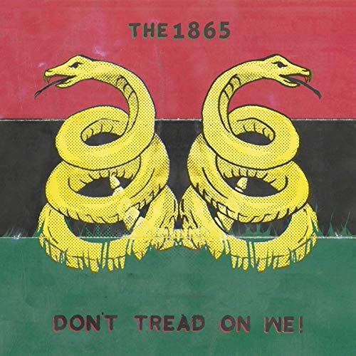 Don't Tread On We! [LP][Red/Black] -  The 1865, Vinyl