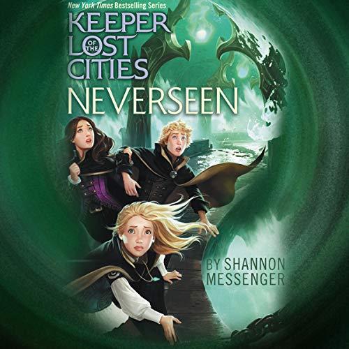 Neverseen audiobook cover art