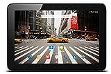 Odys Notos plus 3G, 25,7 cm (10,1 Zoll) Tablet-PC (Quad Core Prozessor (4x1,3GHz) UMTS (3 G) GPS / AGPS, 1 GB RAM, 16 GB HDD, Android 5.0, HD-IPS Display (1280 x 800) Bluetooth 4.0, OTA) Kingsoft Office schwarz