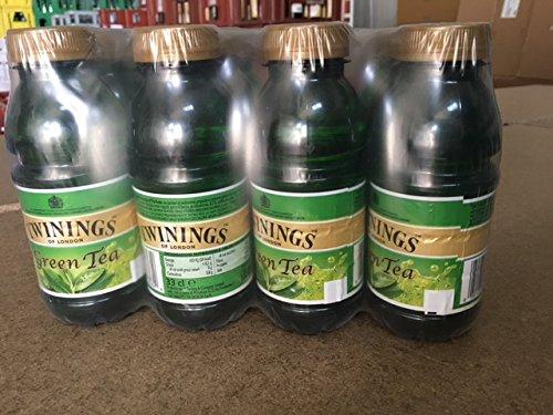 12 bottiglie TWININGS THE FREDDO VERDE cl 33 Iced Tea