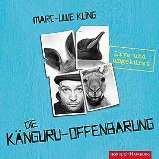 Die Känguru-Offenbarung Titelbild