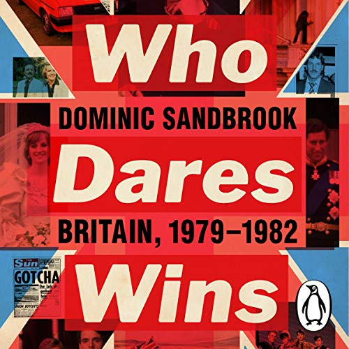 Who Dares Wins cover art