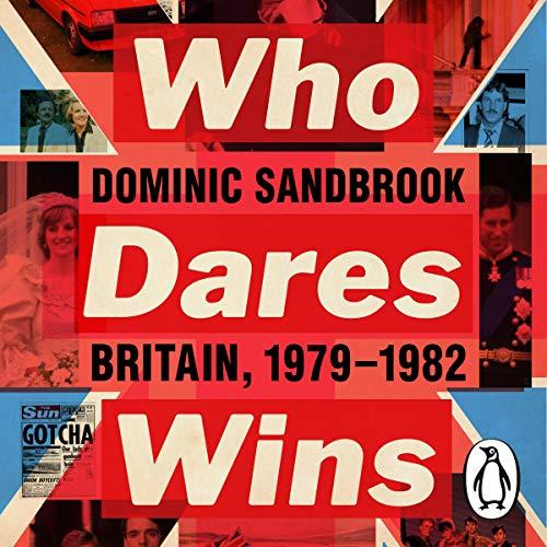 Couverture de Who Dares Wins