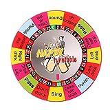 fervory Roulette-Rad-elektrischer Drehscheiben-Spielzeug-Neuheit-trinkende Spiel-Drehscheibe KTV-Stab-Unterhaltungs-Versorgungsmaterialien Für Eine Zu Hause Spiel-Nacht Oder Eine Verein-Partei -