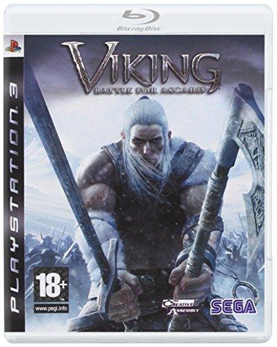 SEGA Viking - Juego (PS3, PlayStation 3, Acción / Aventura, M (Maduro))