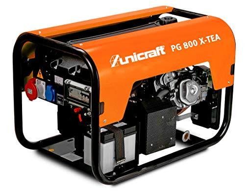 PG 800 X-TEA Profi-Synchron-Stromerzeuger Unicraft Art.-Nr. 6702083