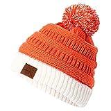 Bonnets Casquettes Hat Nouveau Bonnet pour Femmes College High School Team Couleur Bonnets...