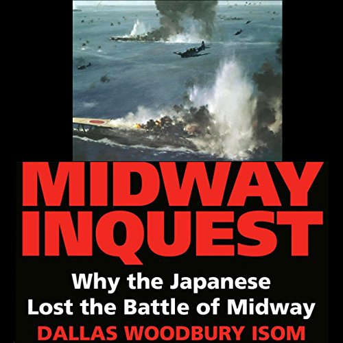 Midway Inquest audiobook cover art