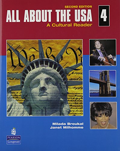 All About the USA 4: A Cultural Reader: Level 4