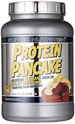 Scitec Nutrition Protein Pancake Schoko-Banane, 1er Pack (1 x 1.036 kg)