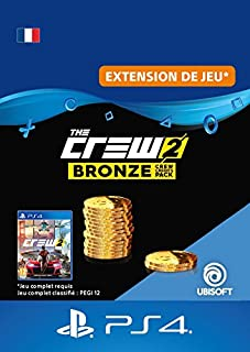 The Crew 2 - Bronze Crew Credits DLC | Code Jeu PS4 - Compte français (B07F38S3TH) | Amazon price tracker / tracking, Amazon price history charts, Amazon price watches, Amazon price drop alerts