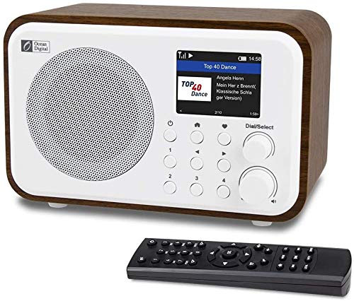 Ocean Digital Radio Internet WiFi WR336N Radio...