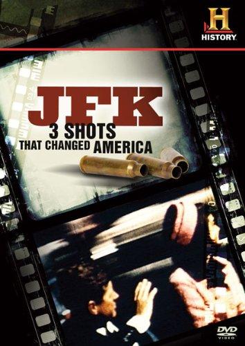 Jfk: 3 Shots That Changed America [DVD] [Import]