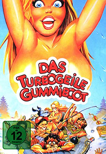 Das turbogeile Gummiboot - Limited Edition - Mediabook  (+ DVD), Cover B [Blu-ray]