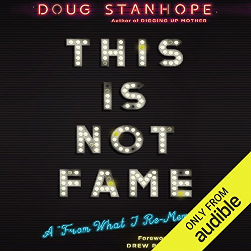 This Is Not Fame audiobook cover art