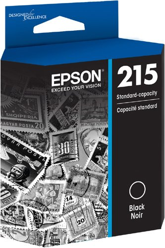 EPSON T215 Ink Standard Capacity Black Cartridge (T215120-S) for select Epson WorkForce Printers Photo #7