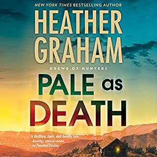 Pale as Death audiobook cover art
