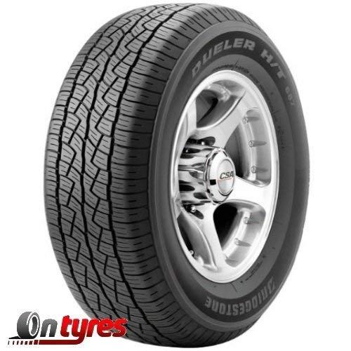 Bridgestone Dueler H/T 687 M+S - 235/55R18 100H - Sommerreifen
