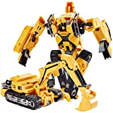 Transformers 2 Revenge of The Fallen Devastator Constructicon Scrapmetal Transformer Action Figure (Scrapmetal)