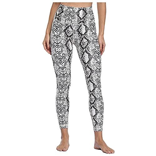 QTJY Pantalones de Yoga elásticos para Fitness, Cintura Alta, Caderas, Pantalones de chándal Delgados, Flexiones, Entrenamiento, Celulitis, Pantalones para Correr C L