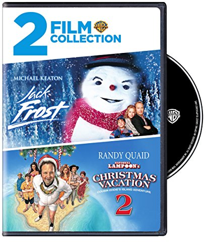 Jack Frost / National Lampoon's Christmas Vacation 2: Cousin Eddie's Island Adventure (DVD) (DBFE)