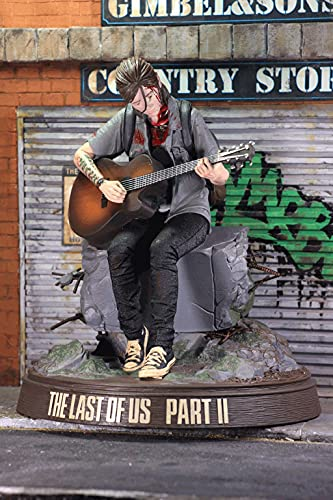 Rampo The Last of Us Part II :Elllie Figure Statue Hobbies