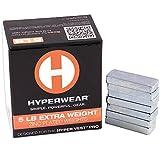 Hyperwear Booster Pack for Hyper Vest PRO Weighted Vests - Set of 35