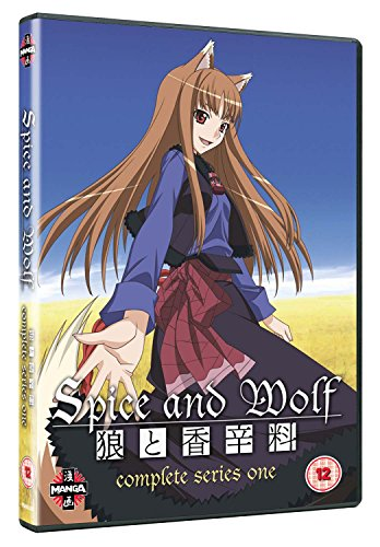 Spice & Wolf - Season 1 Collection [UK Import]