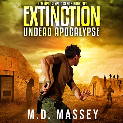 Extinction: Undead Apocalypse cover art