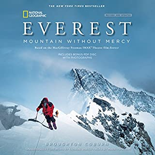 Everest, Revised & Updated Edition cover art