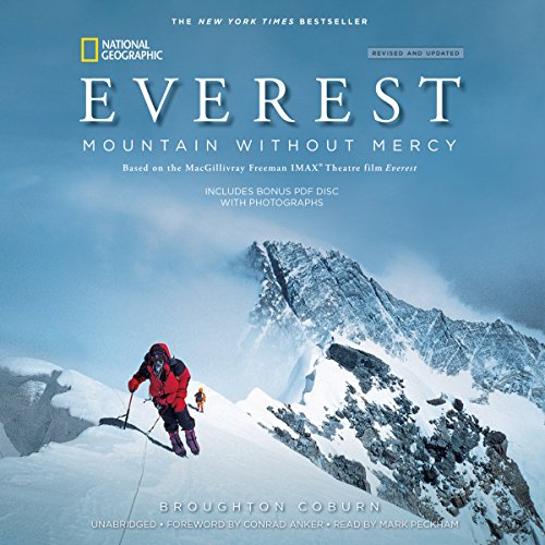 Everest, Revised & Updated Edition copertina