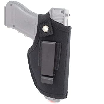 Takelablaze ヒップホルスター ハンドガン ホルスター サバゲー 装備 ホルスター 腰 ナイロン系 ベルトフック付き 左右兼用