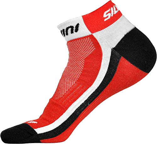 SILVINI plima Socks – Red, 39-41