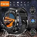 ProTech Electronic Smart Watch,Bluetooth Smartwatch Touchscreen with Camera, Smart Watches Waterproof Smart Wrist