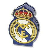 Real Madrid HM-20-RM Hucha Metal Escudo 18x13x6cm, Multicolor, 15x10x10 cm