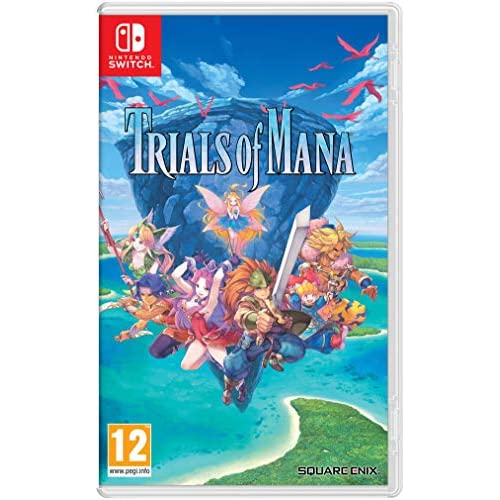 Trials of Mana - Nintendo Switch