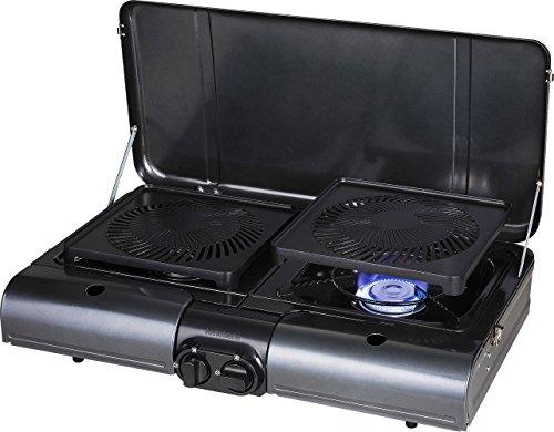 イワタニ テーブルトップ型BBQグリル フラットツイングリル CB-TBG-1 [並行輸入品]