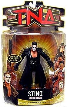 Tna Wrestling Tna Series 5 - Sting Action Figure