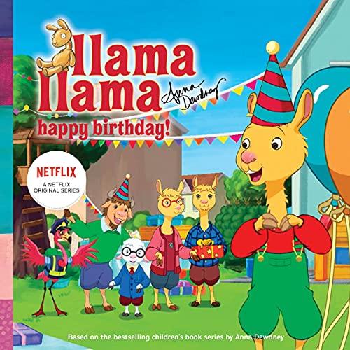 Llama Llama Happy Birthday! cover art