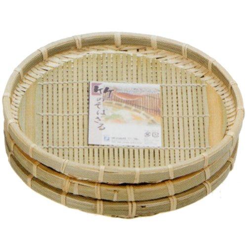 小柳産業『竹そばざる』