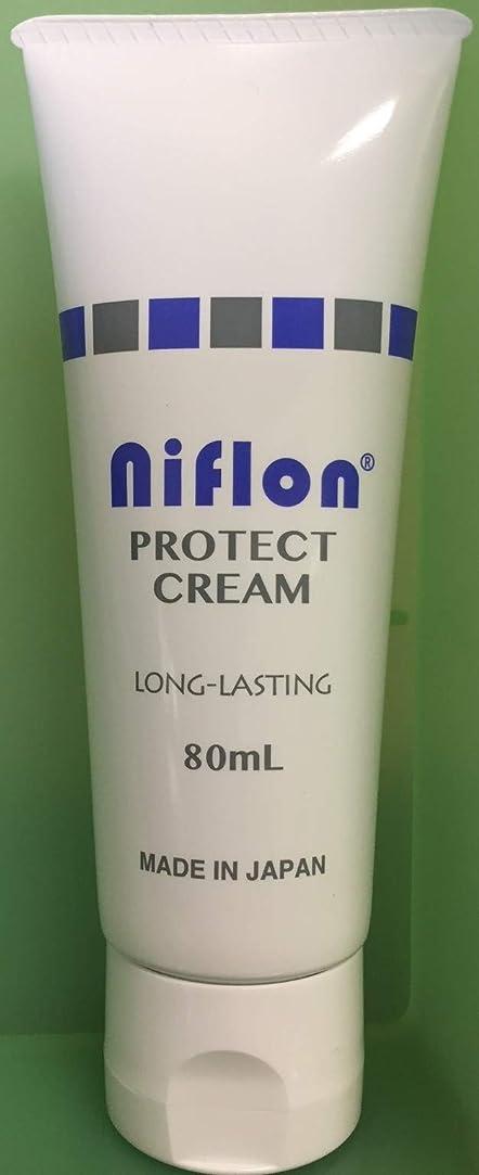 かなり愛国的な代替<皮膚保護クリーム> ニフロン プロテクトクリーム 80ML/持続型皮膚保護クリーム(NIFLON)