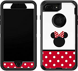 Skinit Decal Skin for OtterBox Defender iPhone 7 Plus - Officially Licensed Disney Minnie Mouse Symbol Design