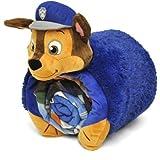 Adorable Paw Patrol Sleeping Bag with BONUS Cuddle Pillow by Nickelodeon