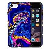 Kult Funda iPhone 7, 8 Design: Pandoras Box, Caso para Case For iPhone 7, 8, Designer Luxury Fashion Cover [Anti-Rasguño Protección de Esquina Protector Completo]