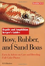 Rosy, Rubber, And Sand Boas (Reptile and Amphibian Keeper's Guide)