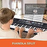 Immagine 2 souidmy tastiera musicale pianoforte elettrica