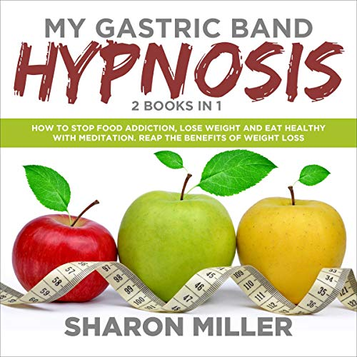 My Gastric Band Hypnosis: 2 Books in 1  By  cover art